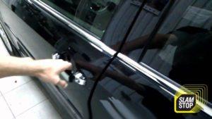 Дверные доводчики на авто SlamStop