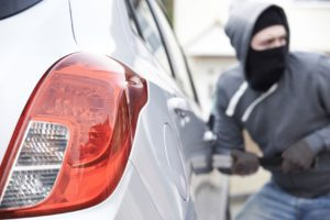 Защита от угона авто